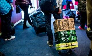 Финны вновь стали возить пиво из Эстонии