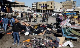 Теракт в Багдаде впервые за три года: не менее 28 погибших в результате двух взрывов