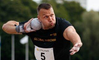 Рекордсмен Эстонии отказался от выступления на чемпионате мира