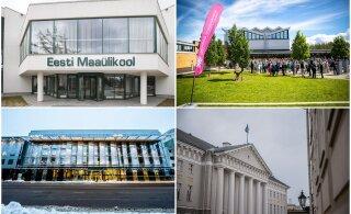 TTÜ rahastuspettuse valguses: Eesti ülikoolid saavad Euroopa liidult miljoneid eurosid