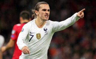 Inglismaa ja Prantsusmaa lõpetasid valiksarja kindlate võitudega
