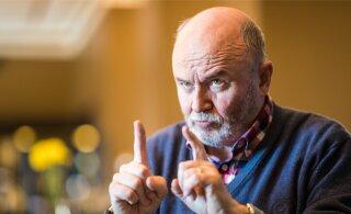 Igor Gräzin: Keskerakonna, EKRE ja Isamaa koalitsiooni nurjamine on Andrus Ansipi isiklik huvi