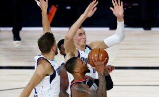 VIDEOD | Lillard paugutas 61 punkti ja juhtis Portlandi võiduni