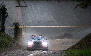 OTSEBLOGI | Sordo tegi Monza ralli 8. katsel vägevat sõitu ja tõrjus Ogier' liidrikohalt, Tänak tõusis neljandaks