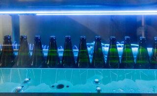 Производственный руководитель пивоваренного завода Saku: можно ли быть уверенным, что бутылка или банка с напитком абсолютно чисты?