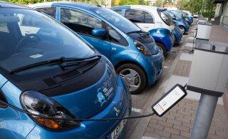 Automüüjad: mõne aasta pärast on elektri- ja bensiiniautode hinnavahe olematu