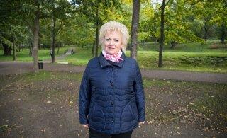KLÕPS | Anne Veski proovis uut ametit: lavale astunud staar sai juubeldava aplausi osaliseks