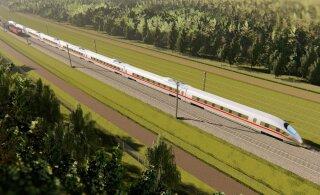 Avalikustati keskkonnamõju hindamise programm esimesele Rail Baltica trassilõigule Eestis