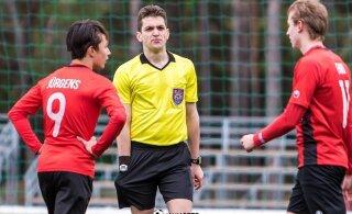 Oliver Jürgens sai AS Roma eest jala valgeks