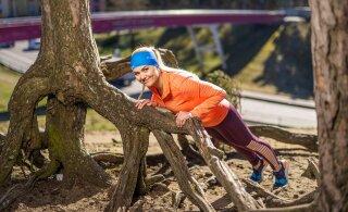 Kuidas õues teadlikult treenida? Personaaltreener annab nõu ja näitab ette kuus tõhusat harjutust