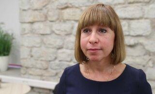 VIDEO | Haridus- ja noorteameti juht Ulla Ilisson asus tööle: väljakutse on saada amet edukalt toimima ja parandada koostööd haridusministeeriumiga