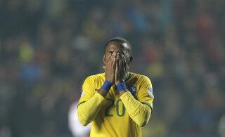 Brasiilia jalgpallitähe leping öeldi vägistamisjuhtumi tõttu üles