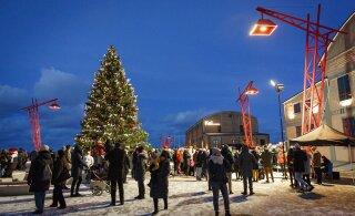 Ярмарка, концерт, угощения. Пыхья-Таллинн приглашает в выходные на бесплатные рождественские мероприятия