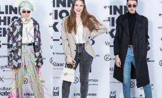 Модная полиция в Тарту: самые стильные гости финала Tallinn Fashion Week