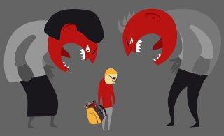 Ссора из-за дома разоблачила мрачную семейную тайну