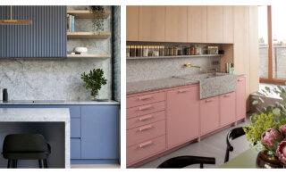12 värvilist kööki, millest inspiratsiooni ammutada