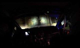 PARDAKAAMERA VIDEO | Suur avarii Soome meistrivõistluste etapi öökatsel