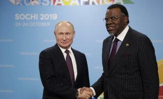 Россия списала странам Африки долг на 20 миллиардов долларов