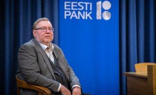 Финансовая комиссия инициировала изменение Закона о Банке Эстонии, чтобы не повторилась ситуация с Мартом Лааром