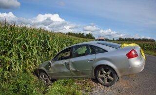 Uuring: välisriigis autoga sõitvatest Eesti inimestest satub liiklusõnnetusse iga viies