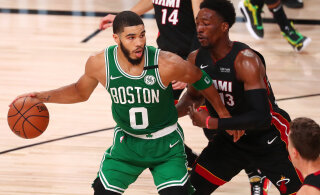 VIDEO | Boston Celtics sai NBA poolfinaalis esimese võidu