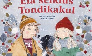 """Mängufilmi """"Eia jõulud Tondikakul"""" põhjal valmiv lasteraamat kogub Hooandjas toetust"""