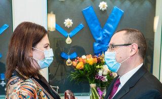 """Титул """"Врач года 2020"""" присудили руководителю отделения COVID-19 Ида-Таллиннской центральной больницы"""
