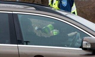 Päev liikluses: politseile jäi eile vahele rekordarv purjutajaid