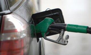 В Риге цены на бензин снизились, в Вильнюсе и Таллинне остались стабильными