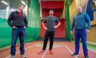 VIDEO | Kanteri hoolealune Malachowski näitas, et on osav ka korvpalliplatsil