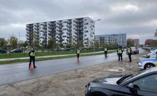 В Таллинне пойман нетрезвым водитель городского автобуса, который вез пассажиров