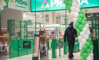 Prisma снижает цены на сотни продовольственных товаров