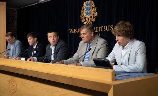 Valitsuse ühisavaldus: koroonaviiruse leviku peatamiseks peame ühiselt pingutama