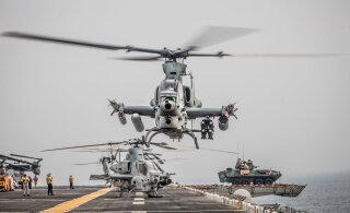 Araabia poolsaarel käib juba aastaid meresõda