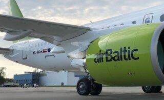 Авиакомпания airBaltic открывает три новых направления из Таллинна
