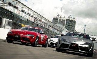 E-meistrivõistlused ringrajasõidus kõigile PS4 omanikele