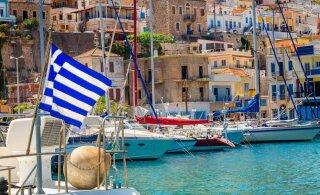 Греция с 15 июня будет принимать туристов из Эстонии и еще 28 стран