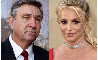 Britney Spearsi isa kommenteerib viimaks kohtuteed tütrega: ma pean kõike iga aasta kohtule ette kandma