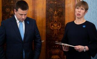 """""""Вся Эстония болеет за вас"""". Ратас и Кальюлайд пожелали скорейшего выздоровления пострадавшим в Мали эстонским военным"""
