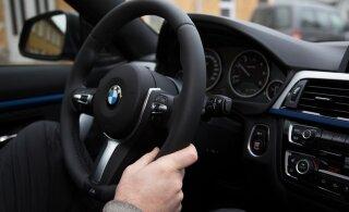 В Таллинне BMW сбил 12-летнего мальчика