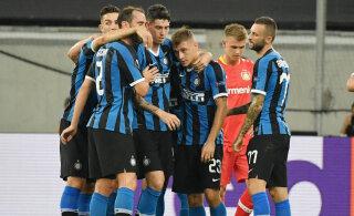 VIDEOD | Inter alistas Leverkuseni, United oli raskustes Kopenhaageniga