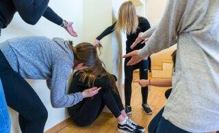 Psühholoog: enamik kiusamise ohvritest ei räägi sellest isegi oma vanematele