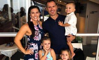 В Австралии в автомобиле сгорели бывший игрок в регби, его жена и трое детей