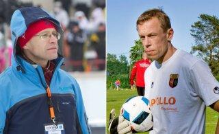 Pullerits vastas Mart Poomi kriitikale: kui palju parimas eas jalgpallureid suudaks minu aja üle joosta?