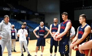 Venemaa korvpallikoondis sai enne Eestiga mängimist koroonaviirusest priiks
