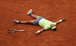 Purustamist ootavad uhked rekordid ehk mis on kaalul homme algaval French Openil