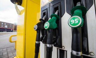 Milline ebaõiglus? Kütuse hinnatõus tabas Eesti tarbijat prognoositust suuremalt