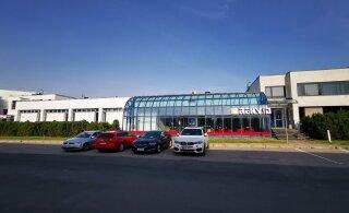 Kriisi ajal võimekuselt suurimaks. Autokeskuste kett laienes Tallinnasse