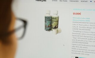 Сторонница лечения MMS снова продает раствор, несмотря на запрет департамента