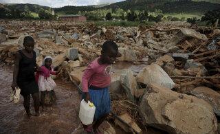 Число жертв циклона в Африке превысило 700 человек